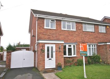 Thumbnail 3 bedroom semi-detached house for sale in Bridle Terrace, Madeley, Telford