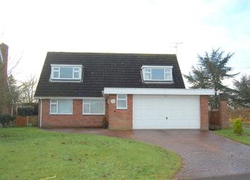 Thumbnail 3 bed detached bungalow for sale in Cherry Lane, Great Bridgeford, Stafford