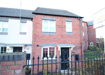 Thumbnail 2 bed link-detached house for sale in Isis Way, Hilton, Derby