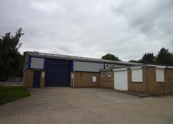 Thumbnail Light industrial to let in The Grip, Unit 8A, Linton, Cambridge