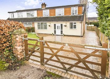 Thumbnail 3 bed semi-detached bungalow for sale in Proffits Lane, Helsby, Frodsham, Cheshire