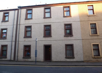 Thumbnail 1 bed flat to rent in Nelsonst, Largs