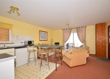 Thumbnail 2 bed flat for sale in Creek Gardens, New Road, Wootton Bridge, Isle Of Wight