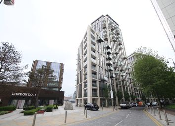 Thumbnail 2 bed flat to rent in Admiralty House, Vaughan Way, London Dock