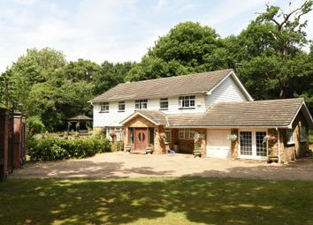 Thumbnail 5 bed detached house for sale in Park Road, Berkshire