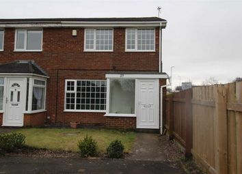 Thumbnail 3 bed terraced house for sale in Purbeck Gardens, Eastfield Chase, Cramlington
