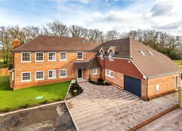 Thumbnail 6 bedroom detached house for sale in Honeypot Farm, Honeypot Lane, Edenbridge, Kent