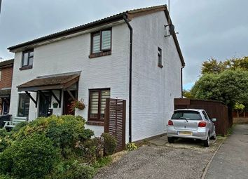 Thumbnail End terrace house for sale in Hellyer Way, Bourne End