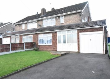 Thumbnail 3 bed property to rent in Neville Avenue, Wolverhampton