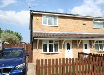 Thumbnail 3 bed semi-detached house for sale in Hood Drive, Normanby Grange, Middlesbrough