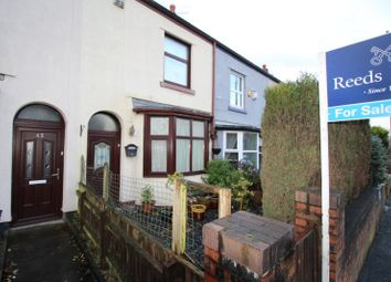 2 bed terraced house for sale in Mill Lane, Reddish, Stockport, Cheshire SK5
