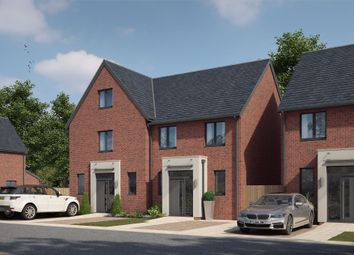Thumbnail 4 bedroom semi-detached house for sale in St Gregory's Place, Walnut Tree Lane, Sudbury