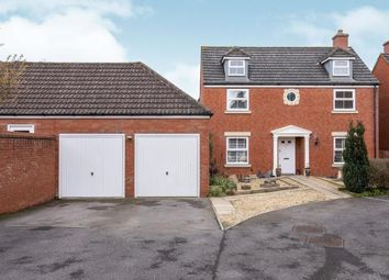 Thumbnail 4 bed detached house for sale in Bodenham Field, Abbeymead, Gloucester, England