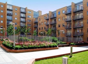 Thumbnail 1 bed flat for sale in Moore House, Cassilis Road, South Quay, London