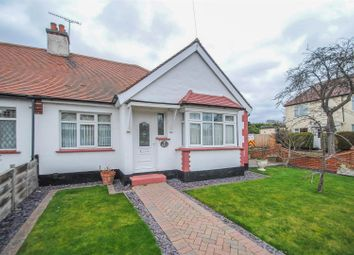 Thumbnail 3 bed semi-detached bungalow for sale in Shakespeare Avenue, Westcliff-On-Sea