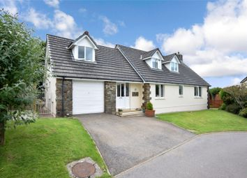 Thumbnail 5 bed detached house for sale in Chapel Close, Woodford, Bude