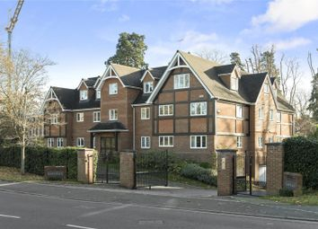 Thumbnail 2 bed flat for sale in Elgin Place, St Georges Avenue, Weybridge, Surrey