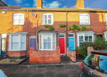 Thumbnail 3 bed terraced house for sale in Knighton Church Road, South Knighton, Leicester