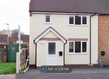 Thumbnail 2 bedroom end terrace house to rent in Oak Road, Brewood