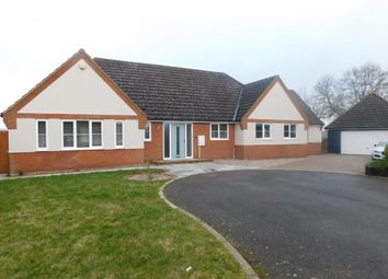 Thumbnail 5 bed detached bungalow for sale in Laburnham Drive, Battisford, Stowmarket