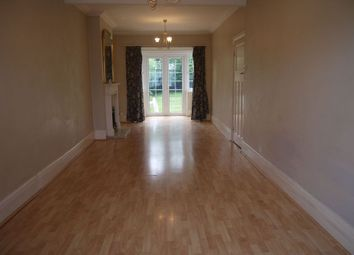 Thumbnail 3 bed detached house to rent in Clivedon Road, London