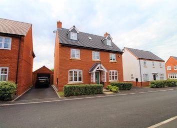 Thumbnail 4 bed detached house for sale in Cessna Court, Castle Donington, Derby