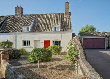 Thumbnail 4 bedroom cottage for sale in Eaton Socon, St Neots, Cambridgeshire