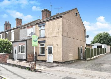 3 bed end terrace house for sale in Swanwick Road, Leabrooks, Alfreton DE55