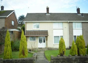 Thumbnail 3 bed semi-detached house for sale in Sketty Park Drive, Derwen Fawr, Sketty, Swansea