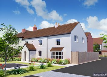 Thumbnail 4 bedroom detached house for sale in Woodford, Nr. Berkeley, Thornbury, Bristol