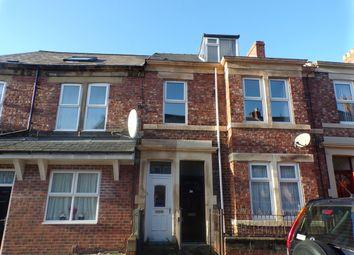Thumbnail 4 bedroom maisonette for sale in Brinkburn Avenue, Gateshead