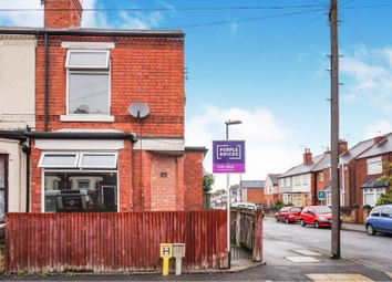 3 bed end terrace house for sale in Logan Street, Nottingham NG6