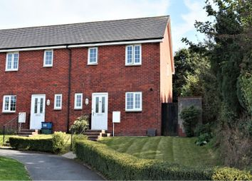 Thumbnail 3 bed semi-detached house for sale in Crediton Road, Okehampton
