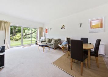Thumbnail 2 bed flat for sale in Stroudwater Park, Weybridge, Surrey