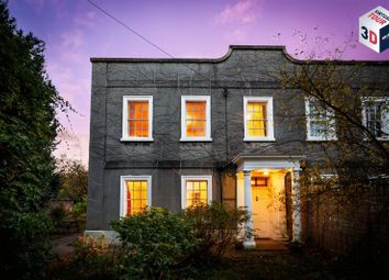 Thumbnail 4 bed semi-detached house for sale in East Street, Crediton