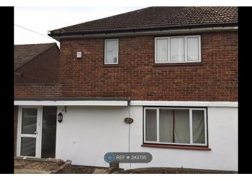 Thumbnail 2 bed semi-detached house to rent in Normandy Way, Erith