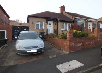 Thumbnail 2 bed bungalow for sale in Broomridge Avenue, Benwell, Newcastle Upon Tyne
