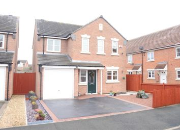Thumbnail 4 bed detached house for sale in Victor Avenue, Melton Mowbray