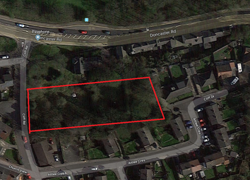 Thumbnail Land for sale in Land, Doncaster Road, Darfield, Barnsley, South Yorkshire