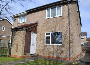 Thumbnail 1 bed flat to rent in Jade Close, Lemington Rise, Newcastle.