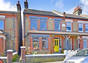 Thumbnail 3 bed end terrace house for sale in St. Georges Road, Broadstairs, Kent
