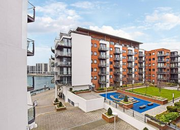 Thumbnail 2 bed flat for sale in Sundowner, Channel Way, Southampton