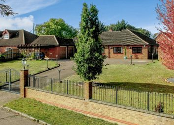 Thumbnail 6 bedroom bungalow for sale in The Highlands, Exning, Newmarket, Suffolk