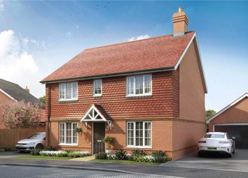 Thumbnail 4 bed detached house for sale in Bramley View, Bramley Nr Sherfield On Loddon, Hampshire