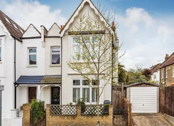 Thumbnail 5 bed terraced house for sale in Southdown Road, London