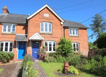 Alma Cottages, Old Alresford, Alresford SO24. 2 bed terraced house for sale