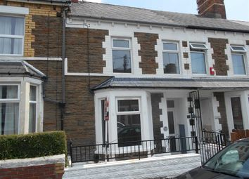 Thumbnail 3 bed terraced house to rent in Guthrie Street, Barry, Vale Of Glamorgan