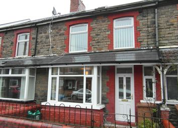 Thumbnail 3 bed terraced house for sale in The Avenue, Trethomas, Caerphilly