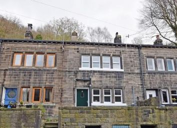 Thumbnail 2 bed terraced house for sale in Wood End, Hebden Bridge
