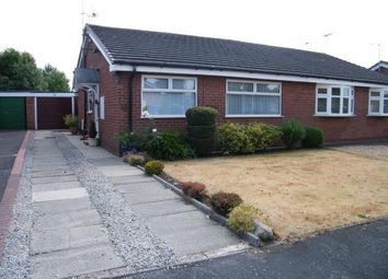 Thumbnail 2 bed semi-detached house for sale in Avon Drive, Crewe, Cheshire